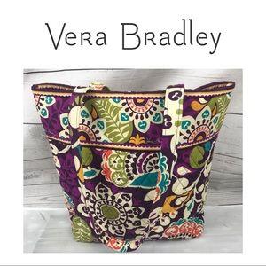 NWOT Vera Bradley Tote Bag